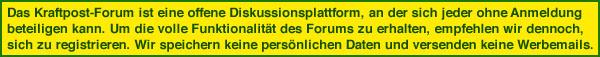 Kraftpost-Forum